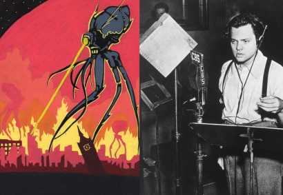 René van Kooten e.a. || War of the Worlds